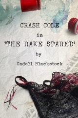 Crash Cole in 'The Rake Spared' cover