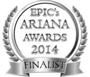 2014_arianacoversfinalistlogo